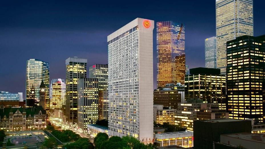 Sheraton Toronto Hotel