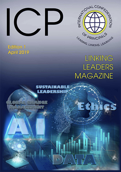 Linking Leaders Magazine Cover April 2019